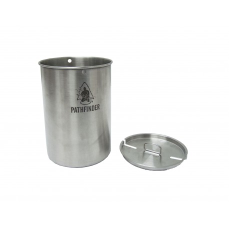 Stainless Steel Cup and Lid