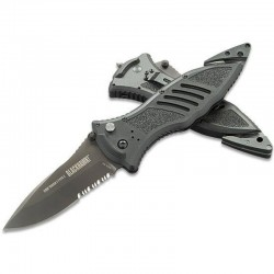 CQD Mark I Type E Serrated BlackHawk