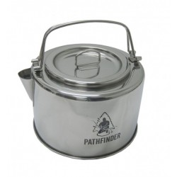 Sainless Steel Kettle 1.2L Pathfinder