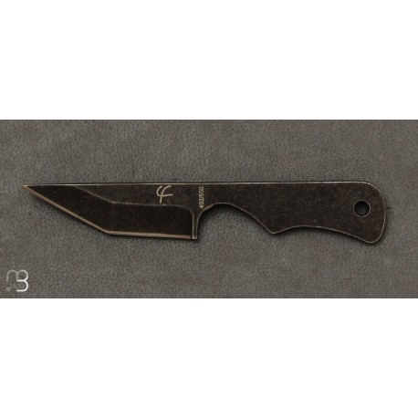 Couteau Frred Perrin Neck Tanto