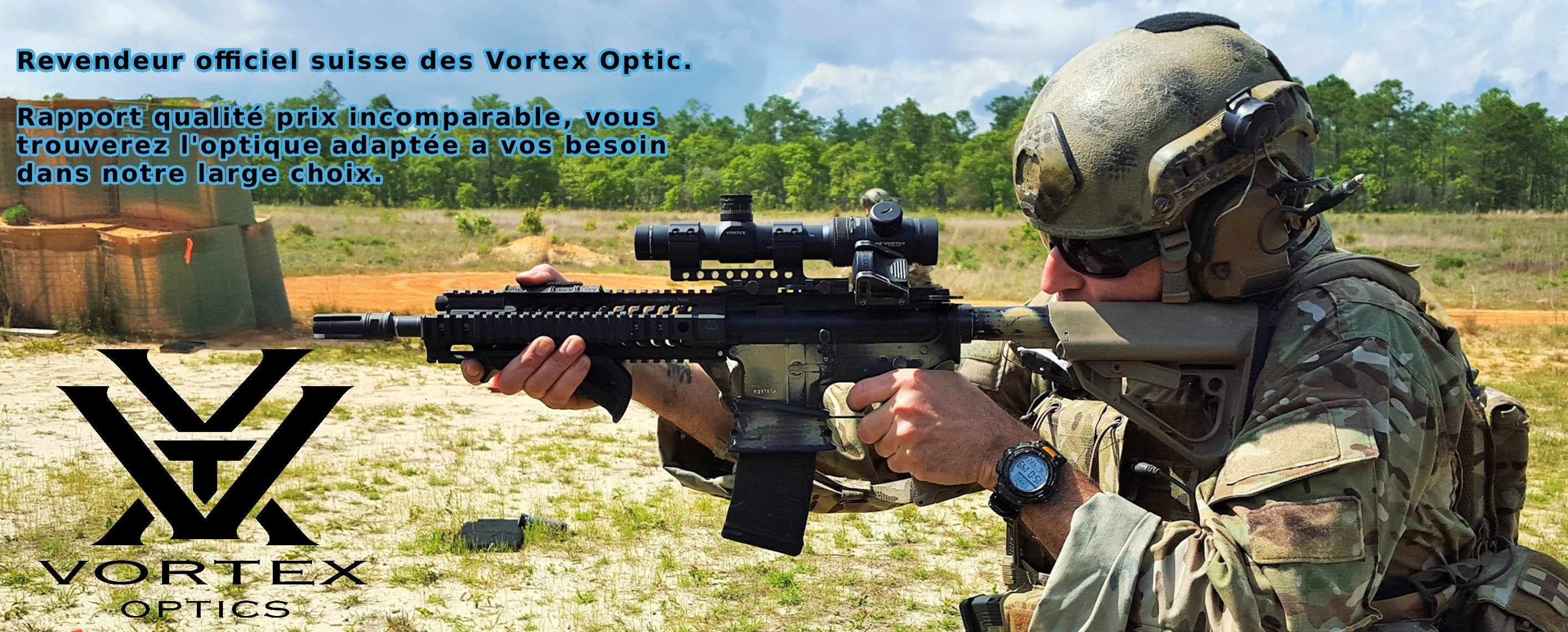 Vortex Optic